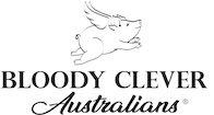 Bloody Clever Australians Header Logo