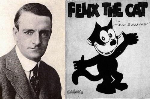 Pat Sullivan | Creator of Felix the Cat (1887 – 1933)