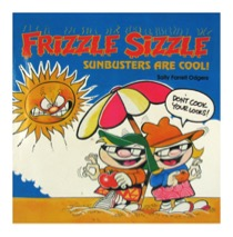 Sun Protection Childrens Book