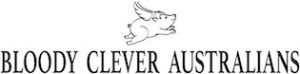 Bloody Clever Australians Logo